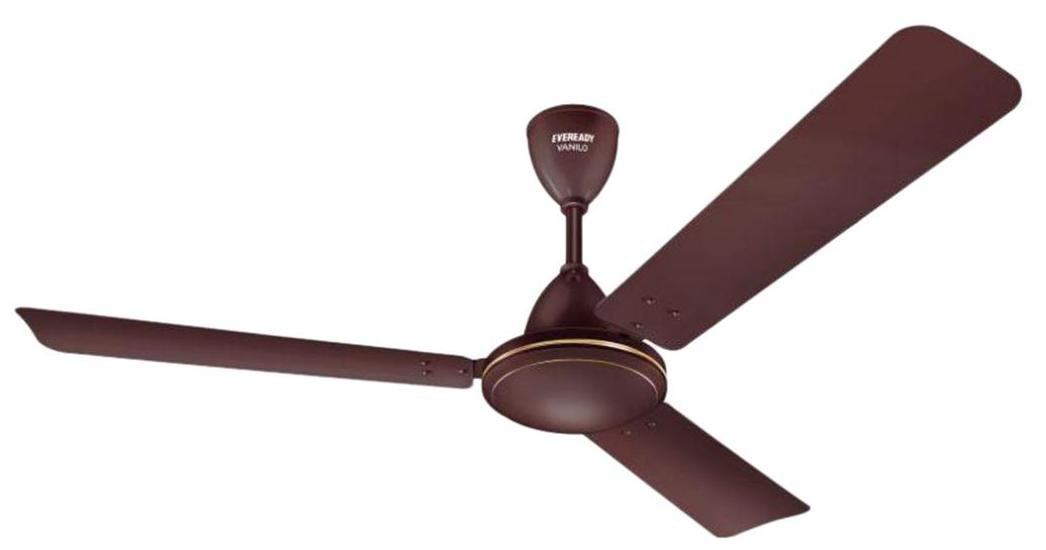 Eveready Vanilo 1200MM Ceiling Fan (Brown)