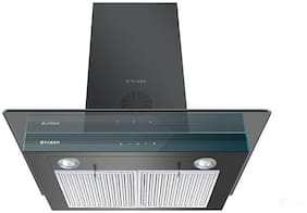 FABER Wall Mounted 60 cm 1150 m3/h Black Chimney
