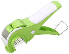 Famous Vegetable Cutter 5 blades locking system