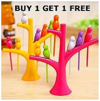 Fancy Fruit Fork Buy 1 Get 1 Free