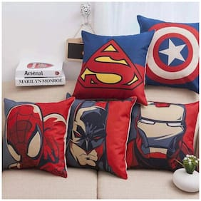 farsh digital cushion cover 16x16 set of 5 pcs