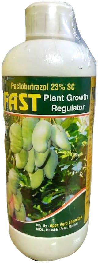 Fast - Paclobutrazol 23% SC : Plant Growth Regulator Mango | 1 Liter |