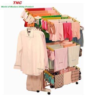 FAVOUR Plastic Cloth Dryer ( Set of 1 )