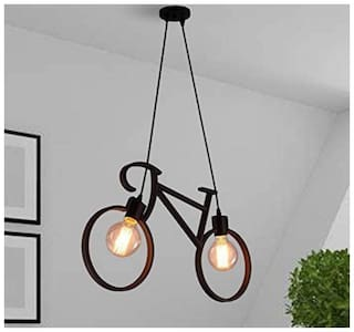 FDS Chandelier Ceiling Lamp cycle shape
