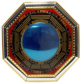 Feng Shui / Pakwa Mirror For Protection & Remove Out Side Negetive Energy