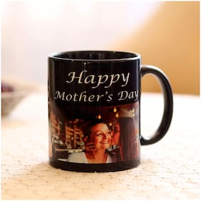 Ferns N Petals Happy Mothers Day-Personalized coffee Mug