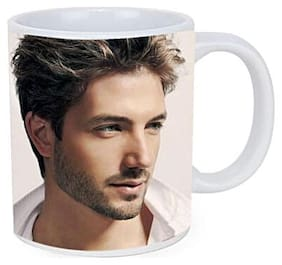 Ferns N Petals Personalized Mug For Him-Mug For Him
