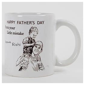 Ferns N Petals Printed coffee mug for dad