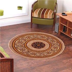 Status cream Taba Medium Dressing Room Carpet- 1 pc