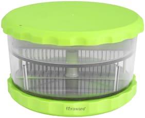 Floraware Green Cutter/Crusher Vegetable Chopper