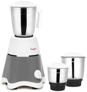 Fogger FMG-500 500 W Mixer Grinder ( Grey & White , 3 Jars )