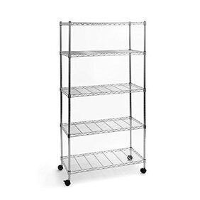 Sunrise International Mild Steel Shoe Rack ( Assorted )