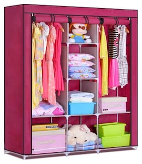 FOLDING STORAGE WARDROBE ALMIRAH- XI- MRN