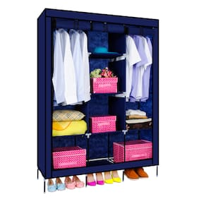 FOLDING STORAGE WARDROBE ALMIRAH- XI- NNB