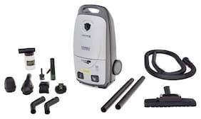 FORBES TRENDY STEEL Dry Vacuum Cleaner ( Grey )