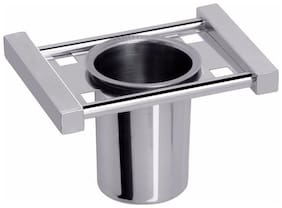 Fortune Stainless Steel Tooth-Brush Holder and Tumbler