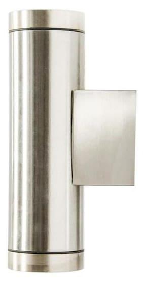 Fos Lighting Metal Plain Silver Outdoor lights ( 1pc )