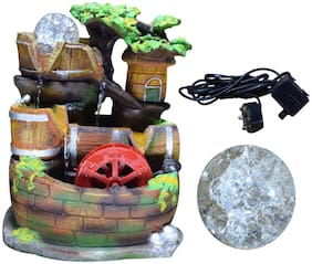 GW Creations Poly resin Showpieces ( Set of 1 )