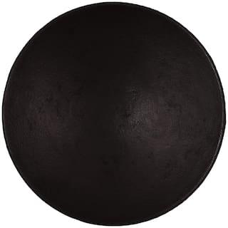 Fozti Cast Iron Roti Tawa - Black