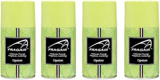 Fragair Air Freshener Refills for Automatic Dispensers Opulent Pack of 4 (250ml each)