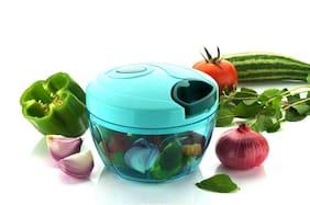 Frekich Chopper Vegetable Cutter, Pool (550 ml)