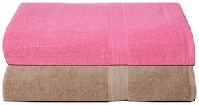 Fresh From Loom Cotton Bath Towel - 2pc Set