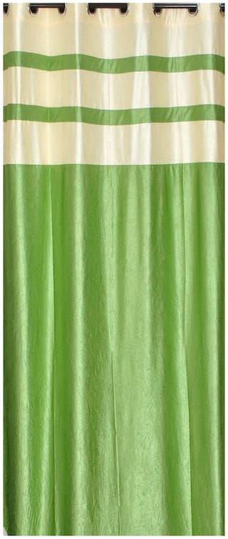 Fresh From Loom Polyester Door Curtain- Set of 4