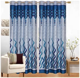 Fresh From Loom Polyester Door Curtain -1 pc