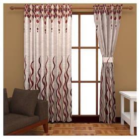 Fresh From Loom Jute Curtain For Door