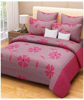 Fresh From Loom Cotton Bedsheet Combo