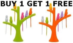 FRUIT FORK (BUY 1 GET 1 FREE) 2 Sets of fruit forks