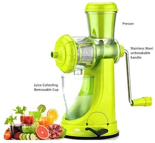 FRUIT & VEGETABLE HAND JUICER / FRUIT JUICER