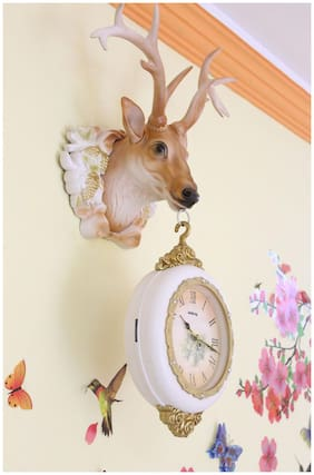 FunkyTradition Assorted Wall clock