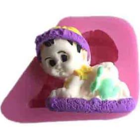 Futaba 3D Baby Silicone Mould