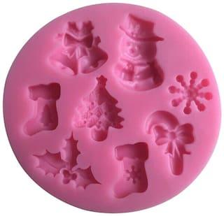 Futaba 3D Christmas Mold