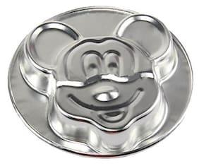 Futaba 3D Mickey Shape Aluminum Mold