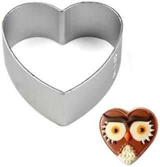 Futaba Aluminium Heart Shape Cookie Cutter