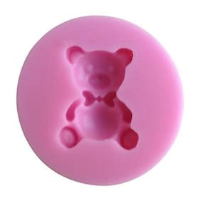 Futaba Cute Bear Shape Silicone Mold