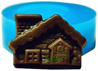 Futaba House Shaped Silicone Mold