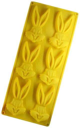 Futaba Rabbit Ears Silicone Mold
