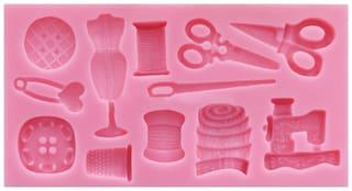 Futaba Sewing Scissors Kit Silicone Mould