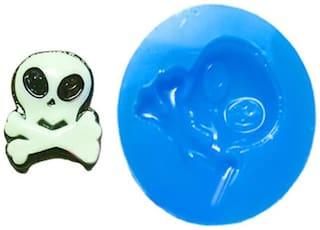 Futaba Skull Shape Silicone Mold