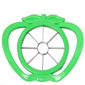 Futaba Stainless Steel Apple Cutter - Green