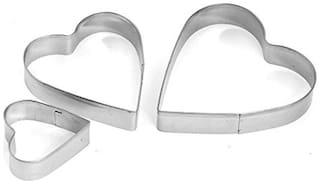 Futaba Stainless Steel Heart Shape Cookie Cutter