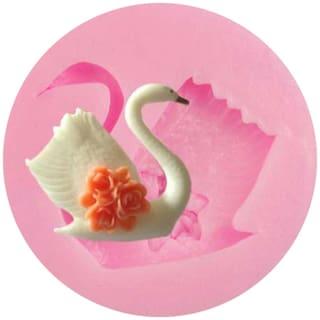 Futaba Swan Shape Silicone Mould