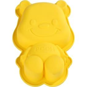 Futaba Winnie The Pooh Bear Silicone Cake Mould
