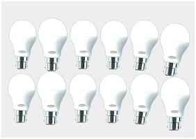 G Gapfill 3 Watt Led Bulb;Standard Size;Cool Daylight High Brighness ( Pack Of 12)