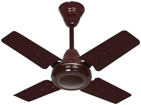 G GAPFILL BEST QUALITY 600 mm Standard Ceiling Fan ( Rich Brown , Pack of 1 )
