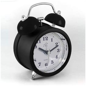 Gabbar Plastic Analog Alarm clock ( Set of 1 )