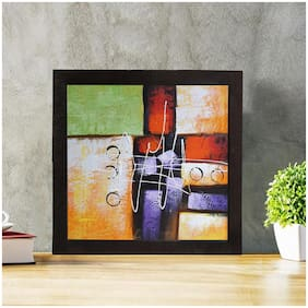 Gallery99 Glass Printed Multi Digital wall print ( Set of 1 )